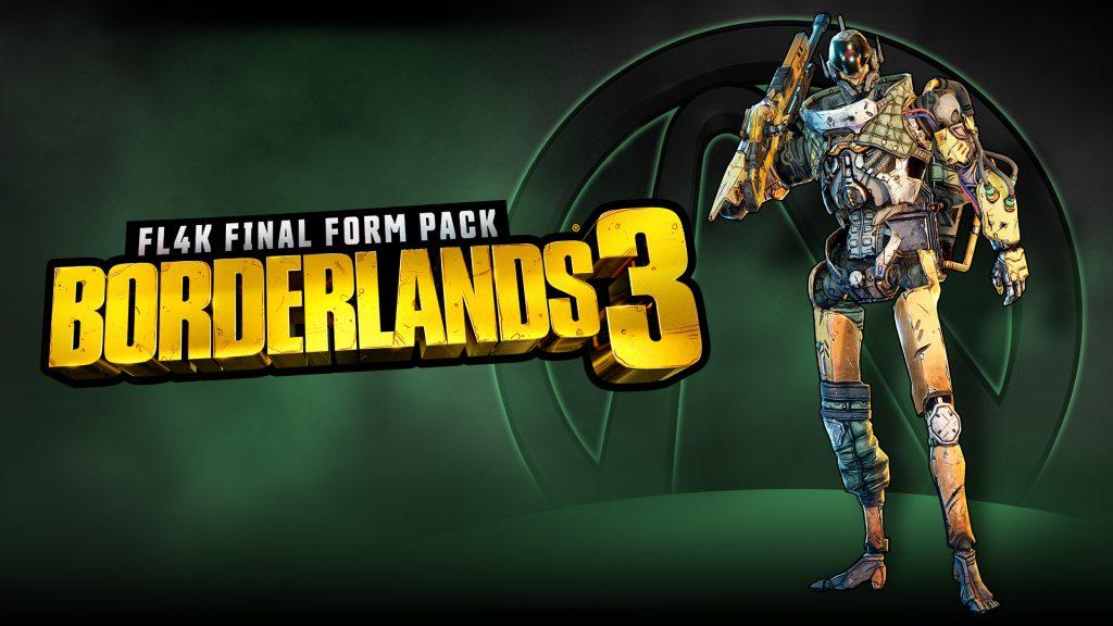 Borderlands Show Final Form
