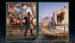 Valhalla Carolingian Dynasty
