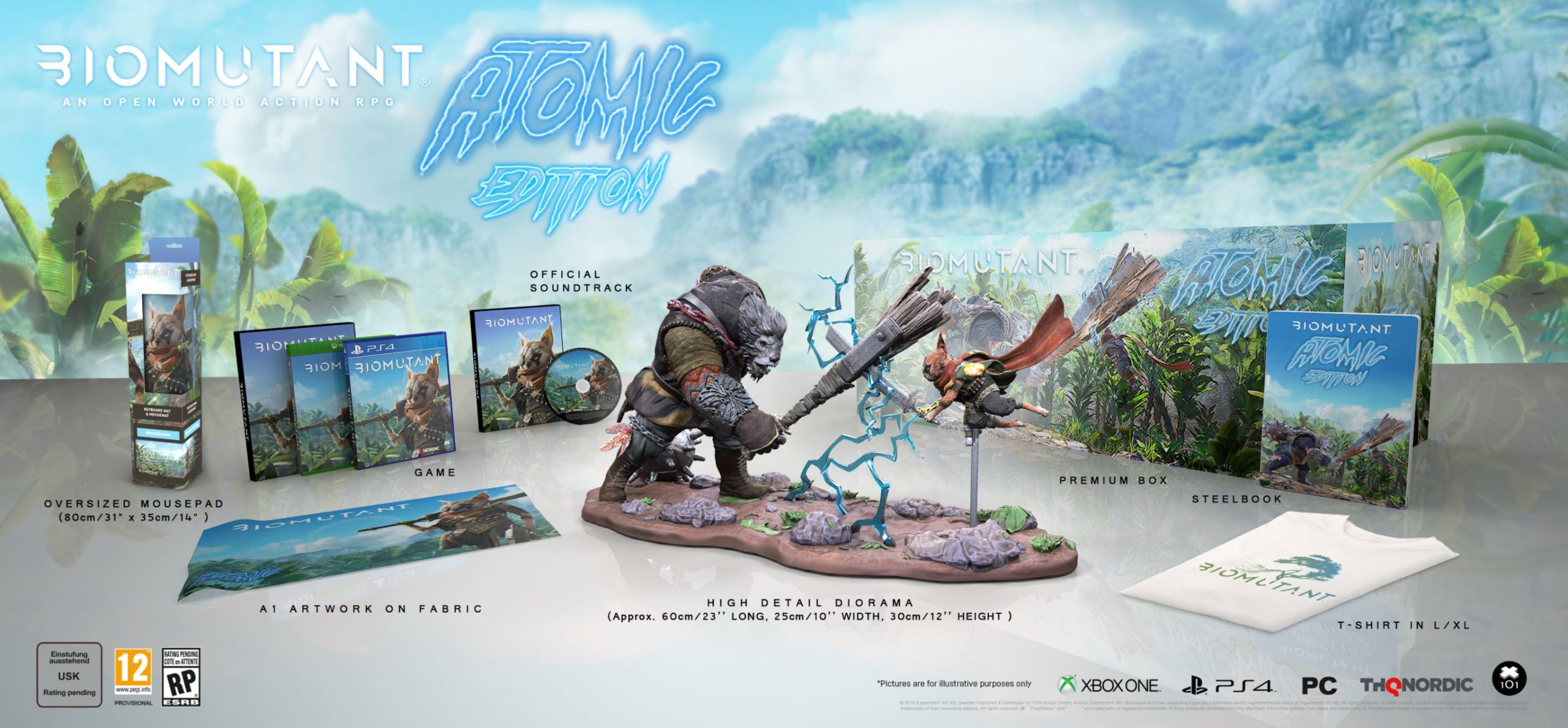 Biomutant Release Date Atomic Edition