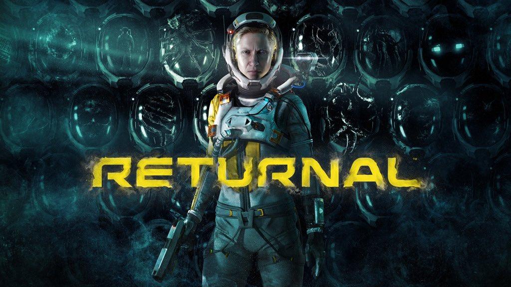 Returnal key art