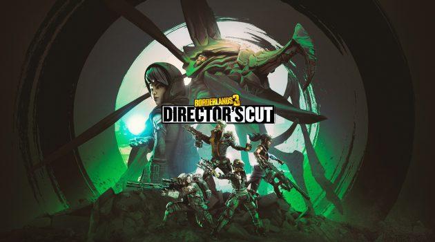 Borderlands 3 Director's Cut Key Art