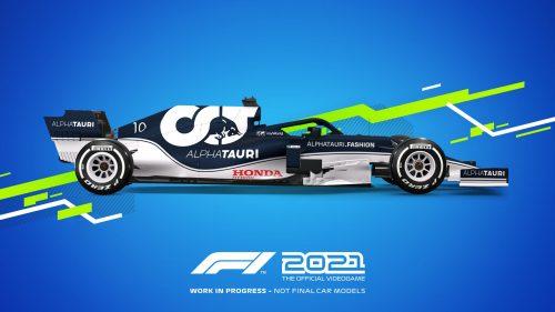F1 2021 Release Date