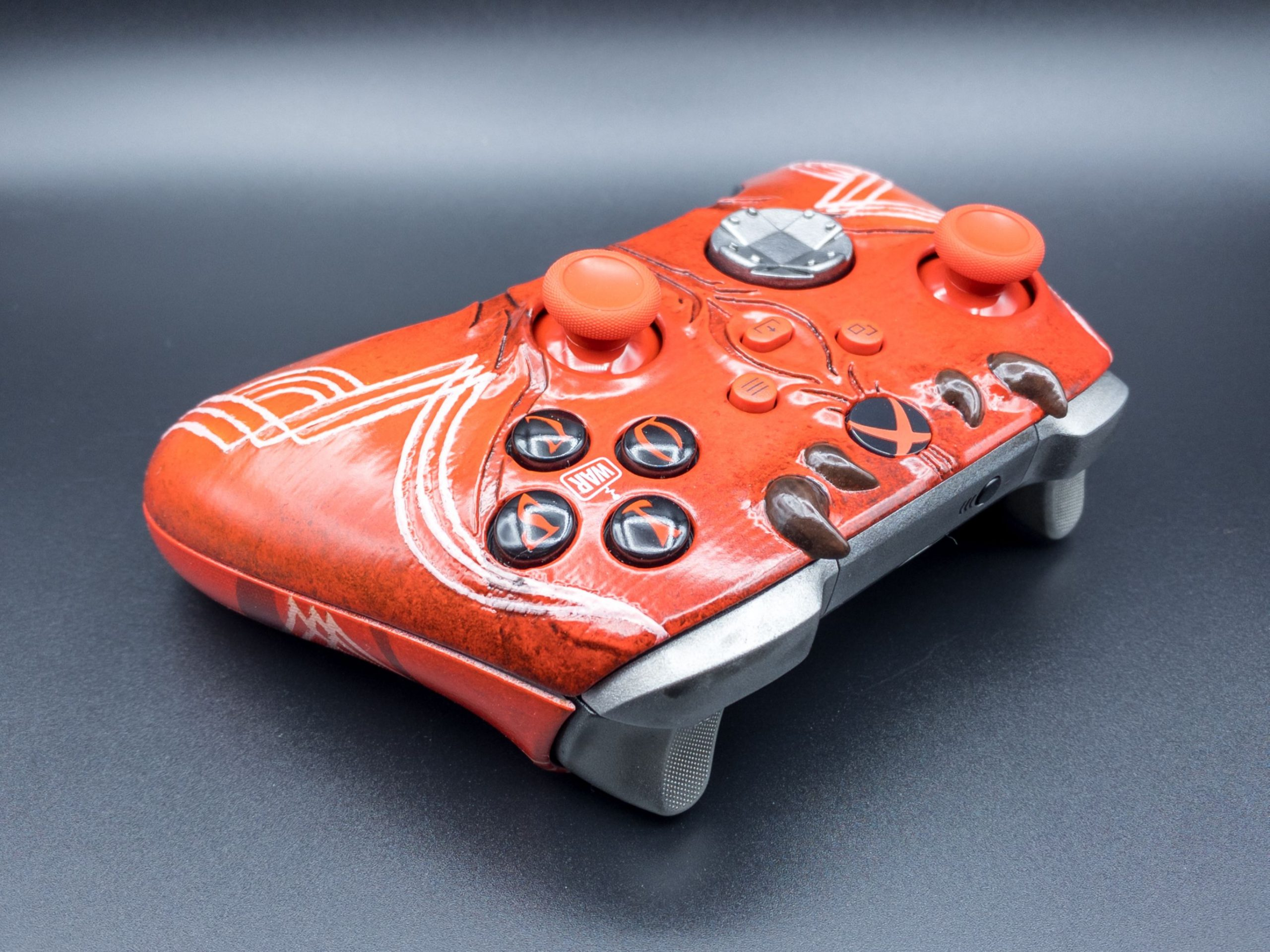 Bethesda Xbox Blackwood Controller