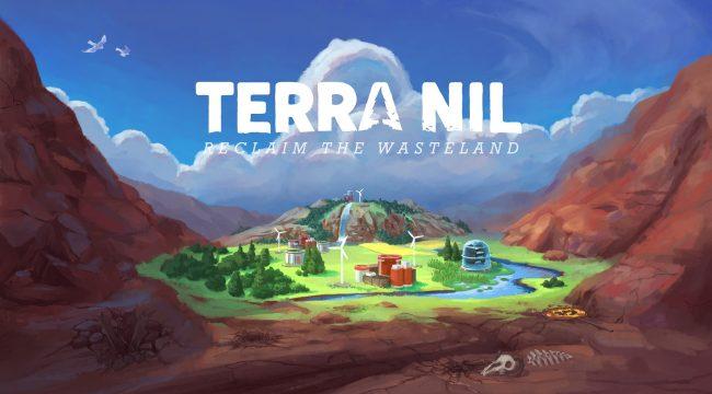 Terra Nil Key Art